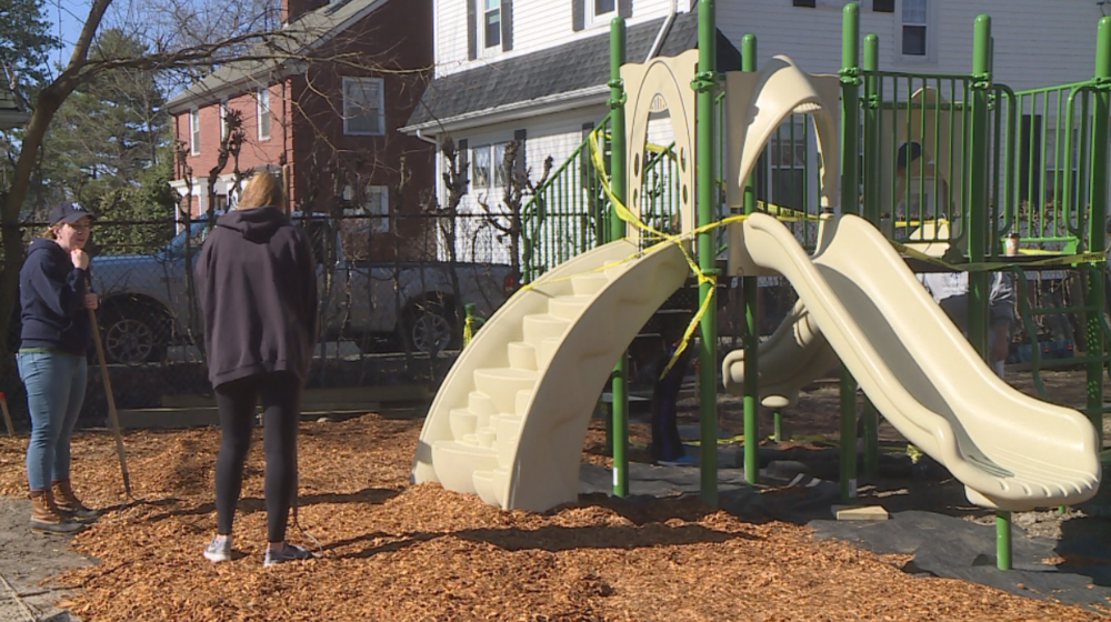 Video: Building a Playground as a Community