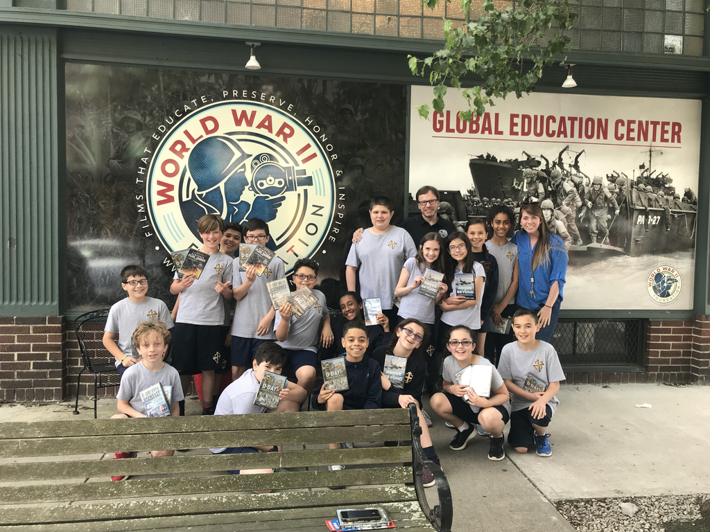 Fifth Grade at WWII Education Center